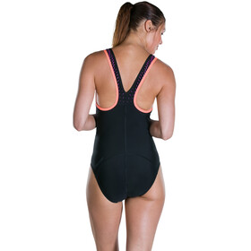 speedo Speedo Fit PowerMesh Pro Swimsuit Women black